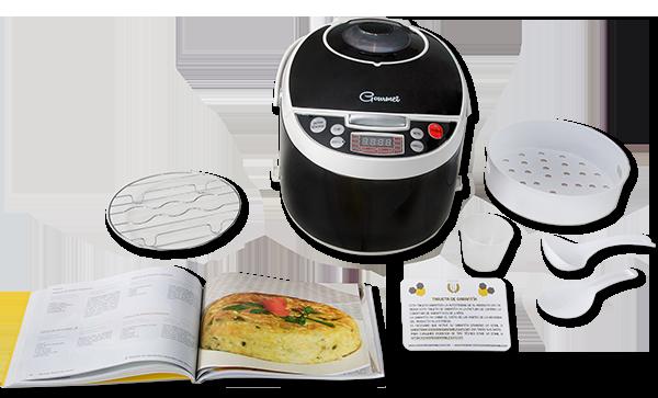Robot de cocina gourmet 5000 5 litros ebay - Chef gourmet 5000 opiniones ...